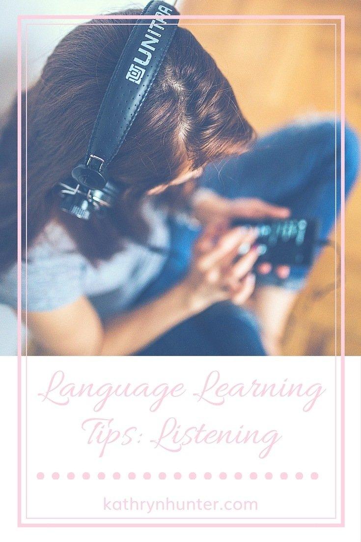 Language Learning Listening